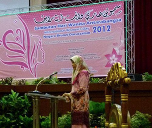 International Women's Day Celebration – 8th March 2012