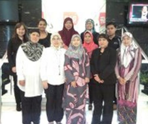 eBunda Training Session for ikhlas Online Accounting System – 8th January 2011